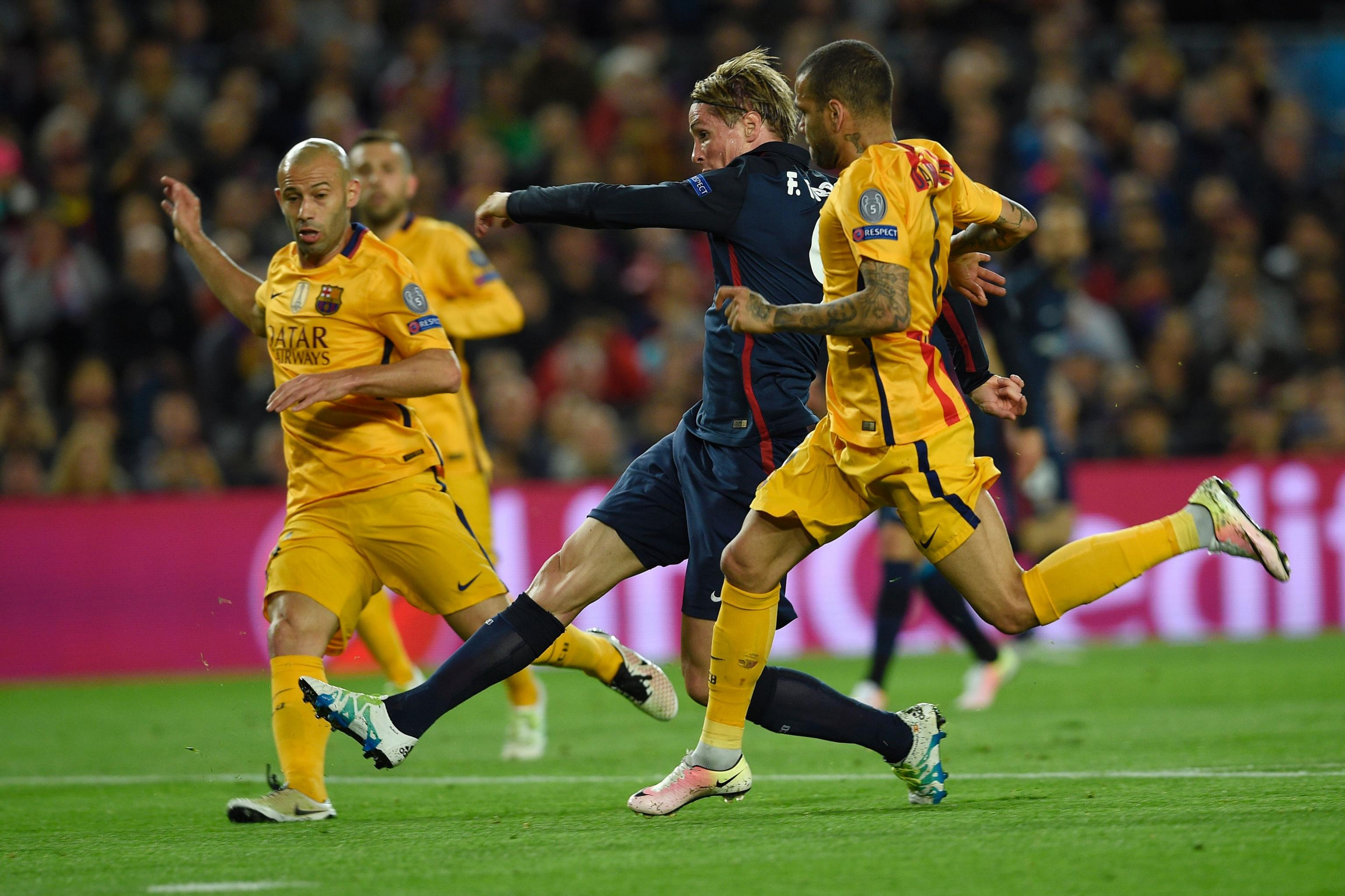 Barcelona Vs Atletico Madrid Goals And Highlights From 2016 Champions League Bleacher Report Latest News Videos And Highlights