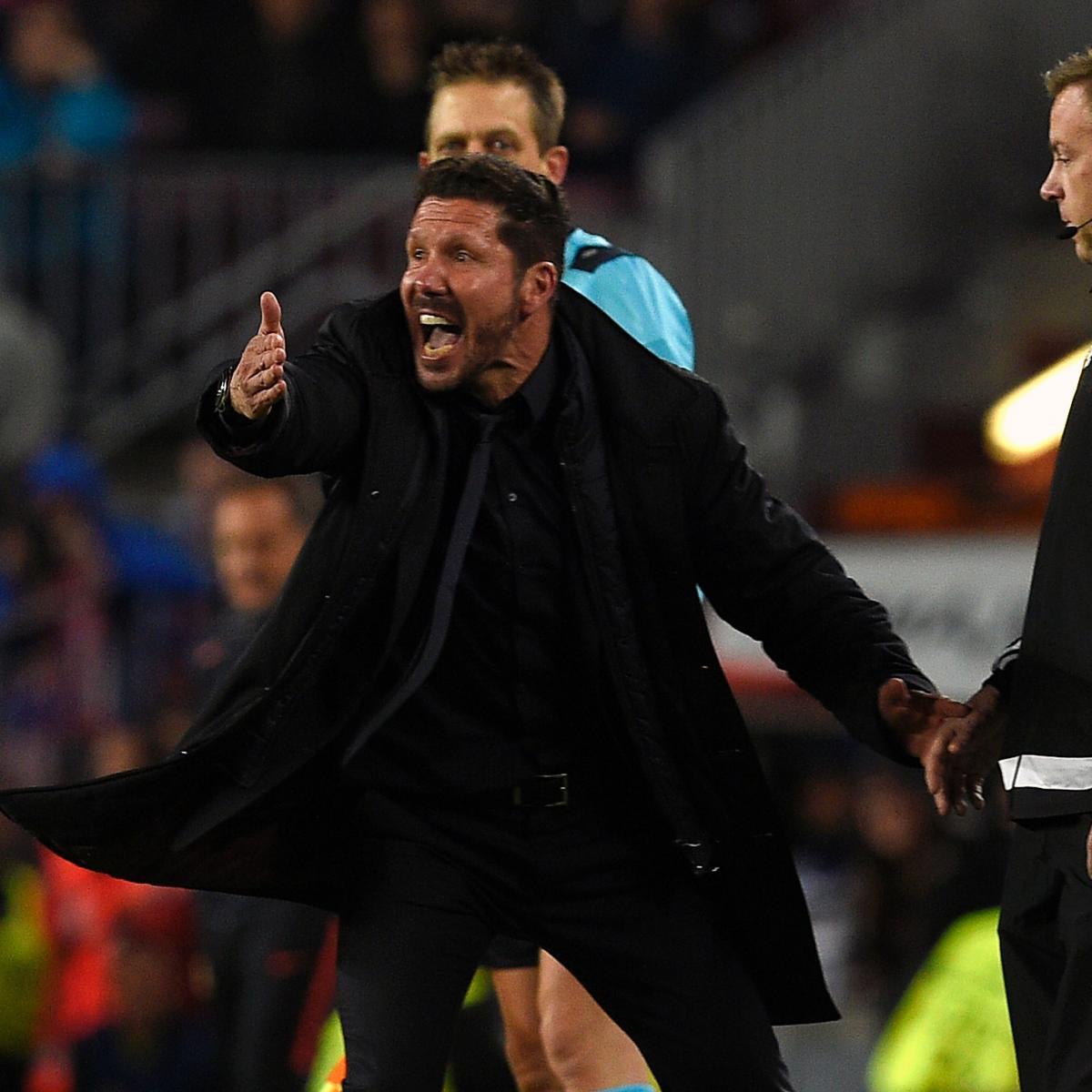 Diego Simeone Talks Luis Suarez, Fernando Torres After Barcelona Beat Atletico