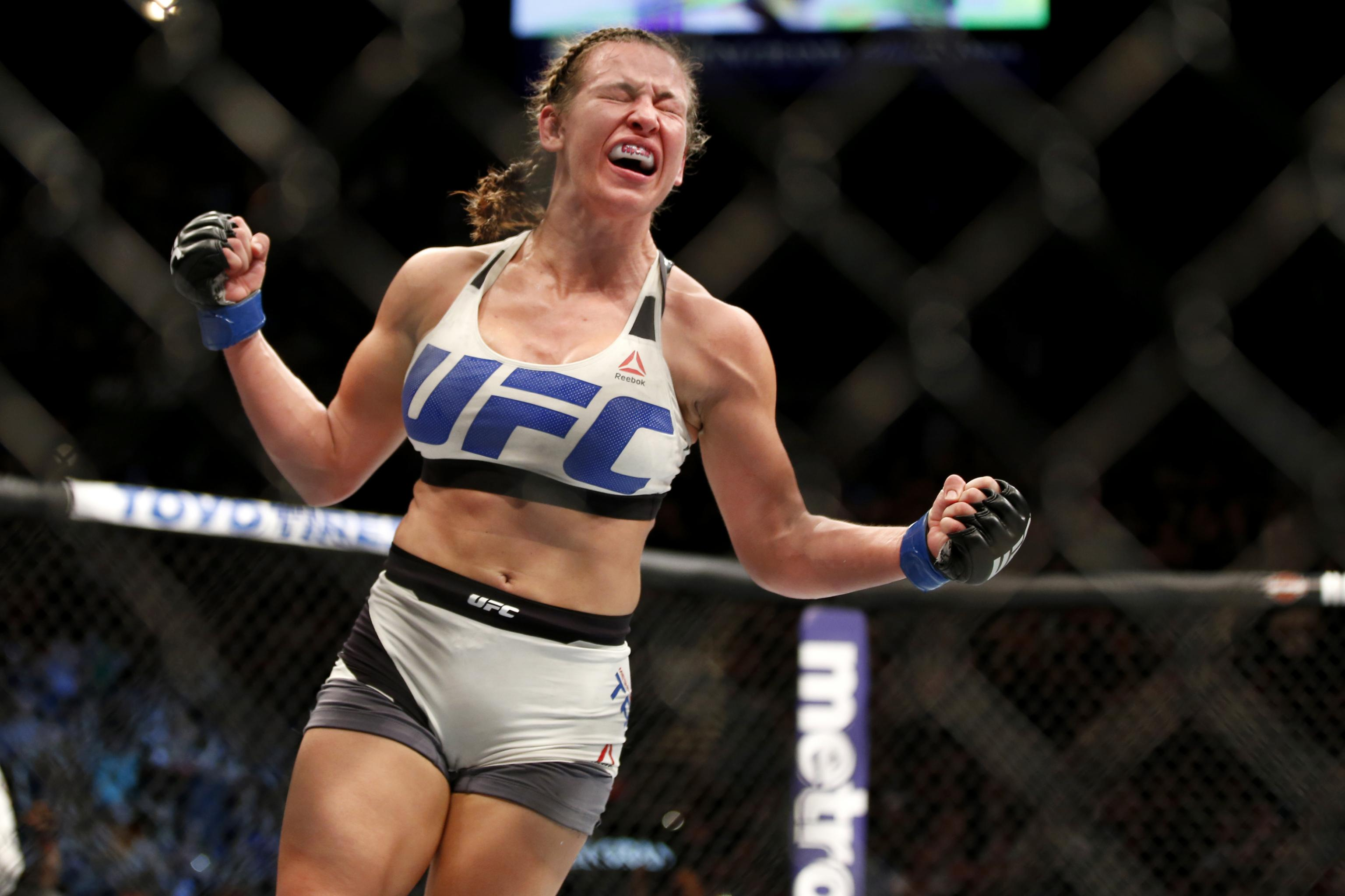 Amanda Tate miesha tate vs. amanda nunes announced for ufc 200: latest