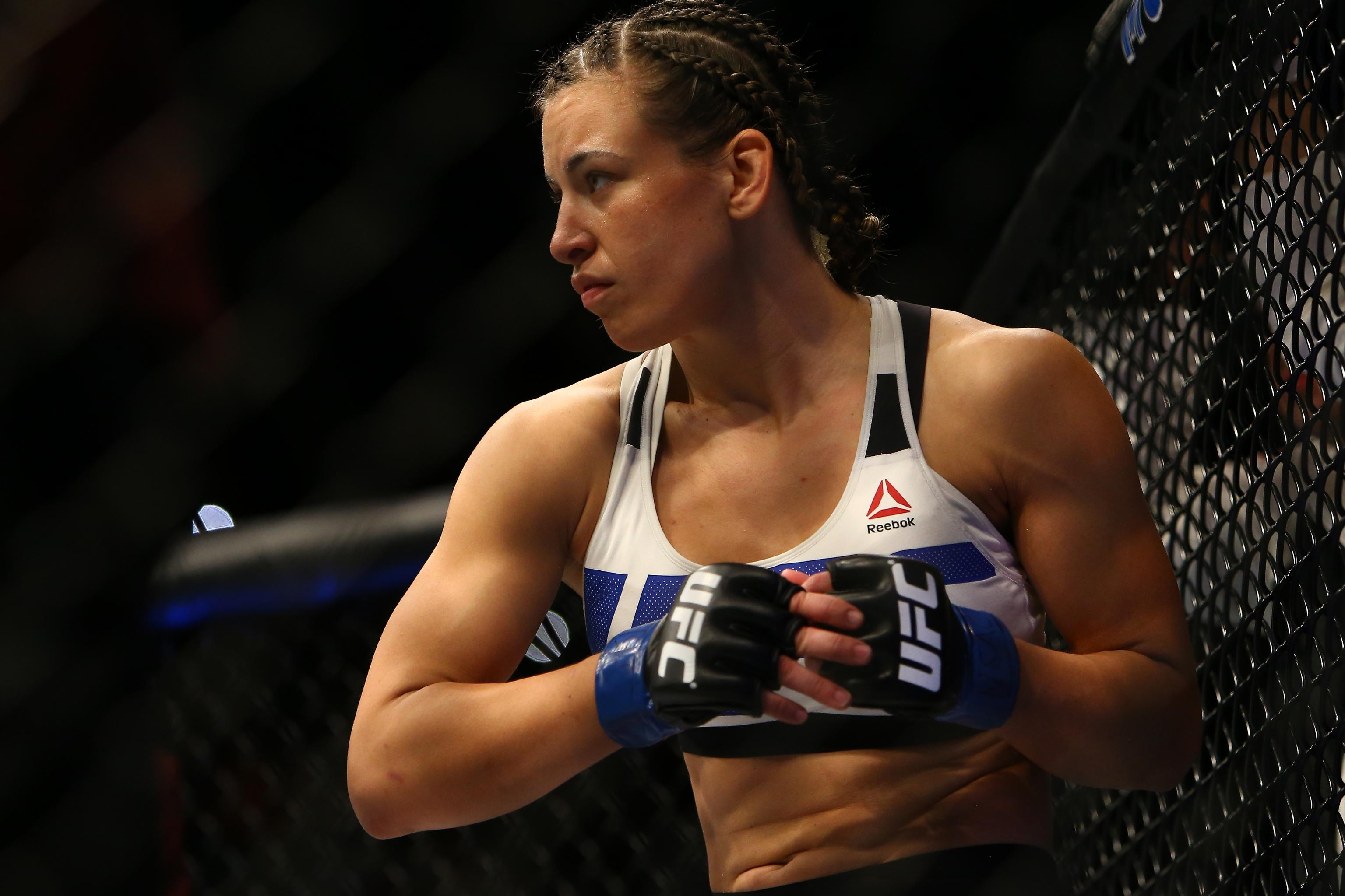 Amanda Tate miesha tate vs. amanda nunes: why is it happening, and what