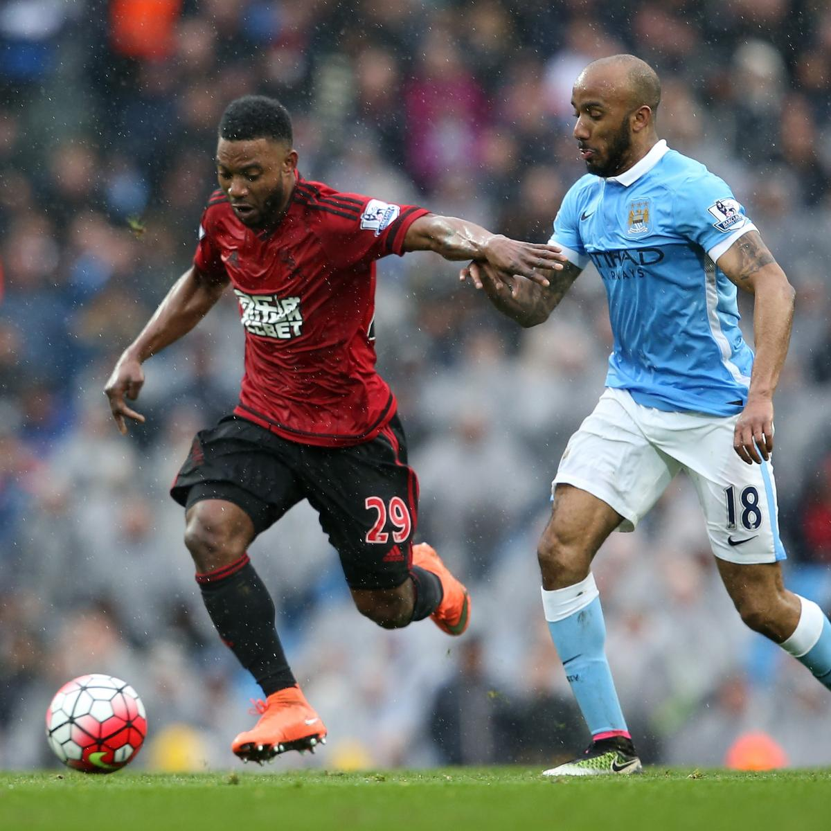 Psg Vs Manchester City Live Score Highlights From: Manchester City Vs. West Brom: Live Score, Highlights From