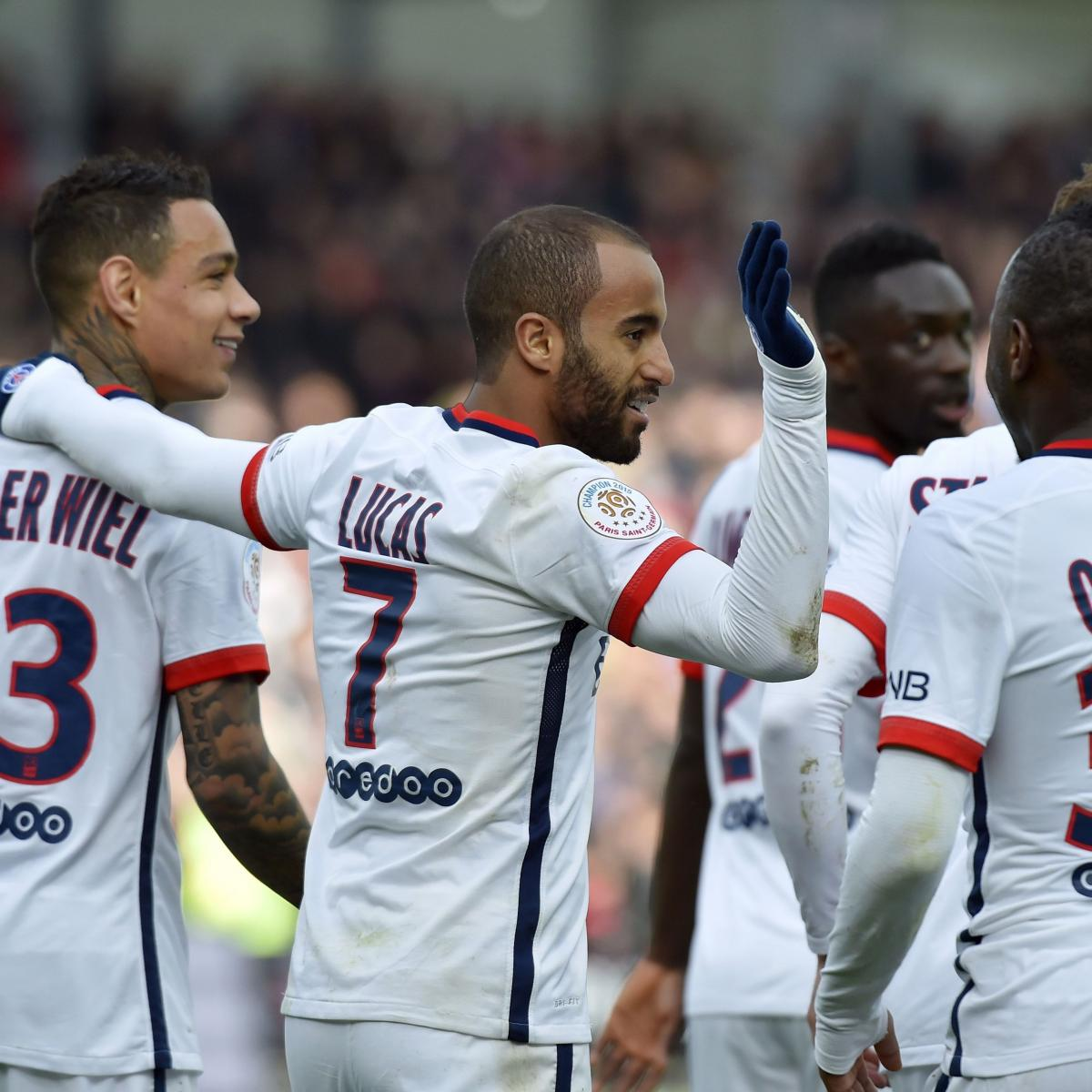 Malmo Vs Psg Winners And Losers From Champions League: Guingamp Vs. PSG: Winners And Losers From Ligue 1 Game