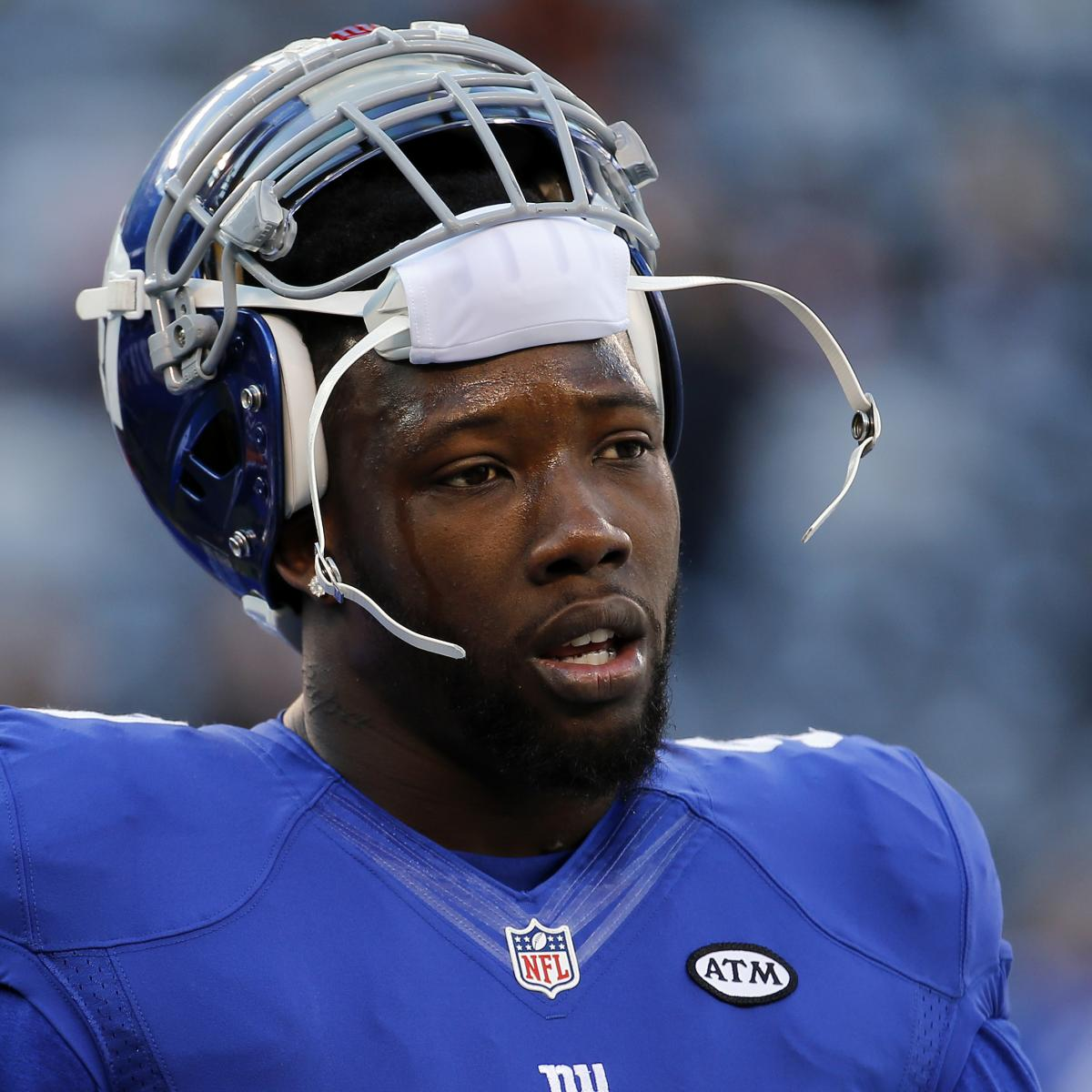 Jason Pierre Paul Pictures: Jason Pierre-Paul Recalls Fireworks Accident In Sports