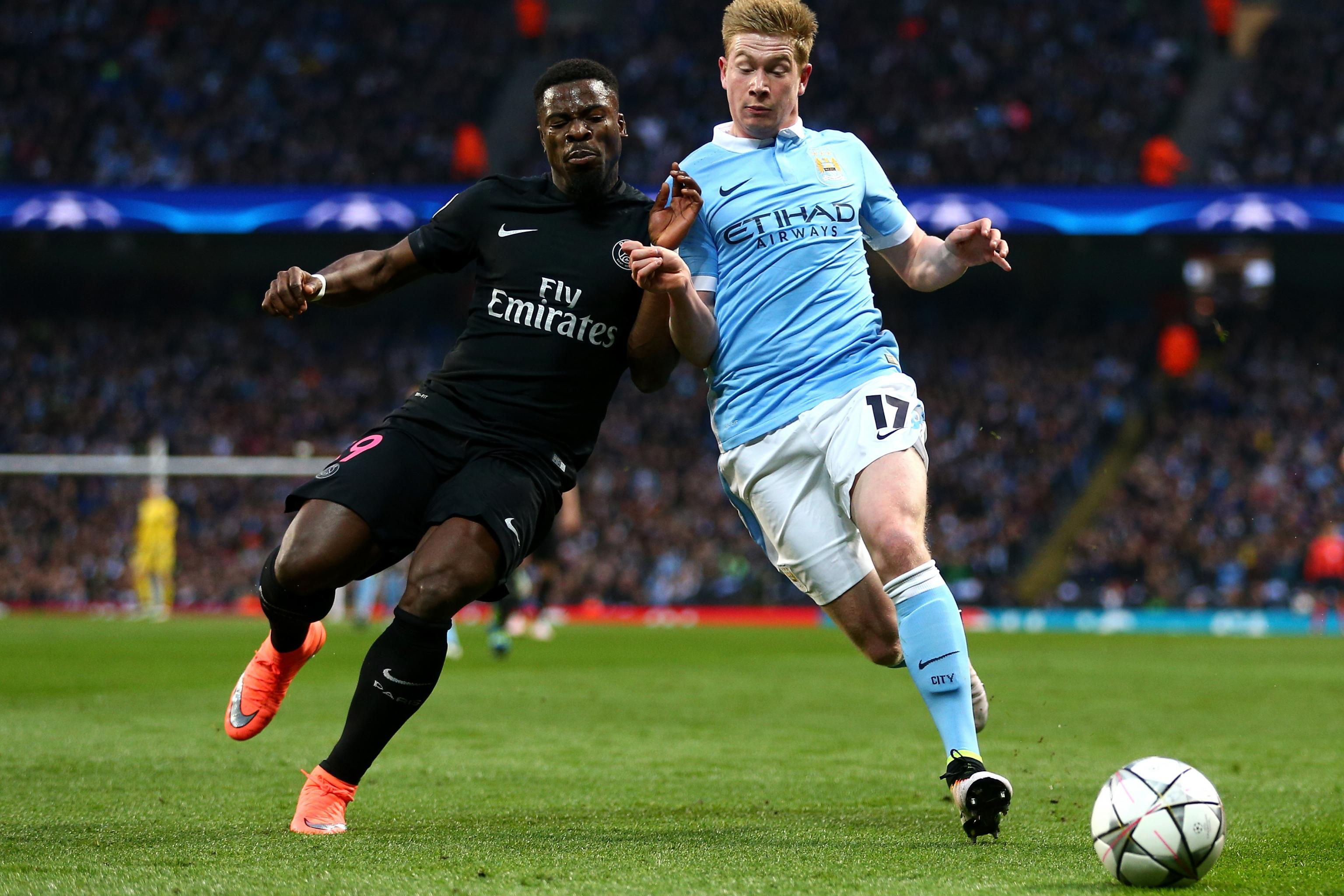 Manchester City Vs Psg Goals And Highlights From 2016 Champions League Game Bleacher Report Latest News Videos And Highlights