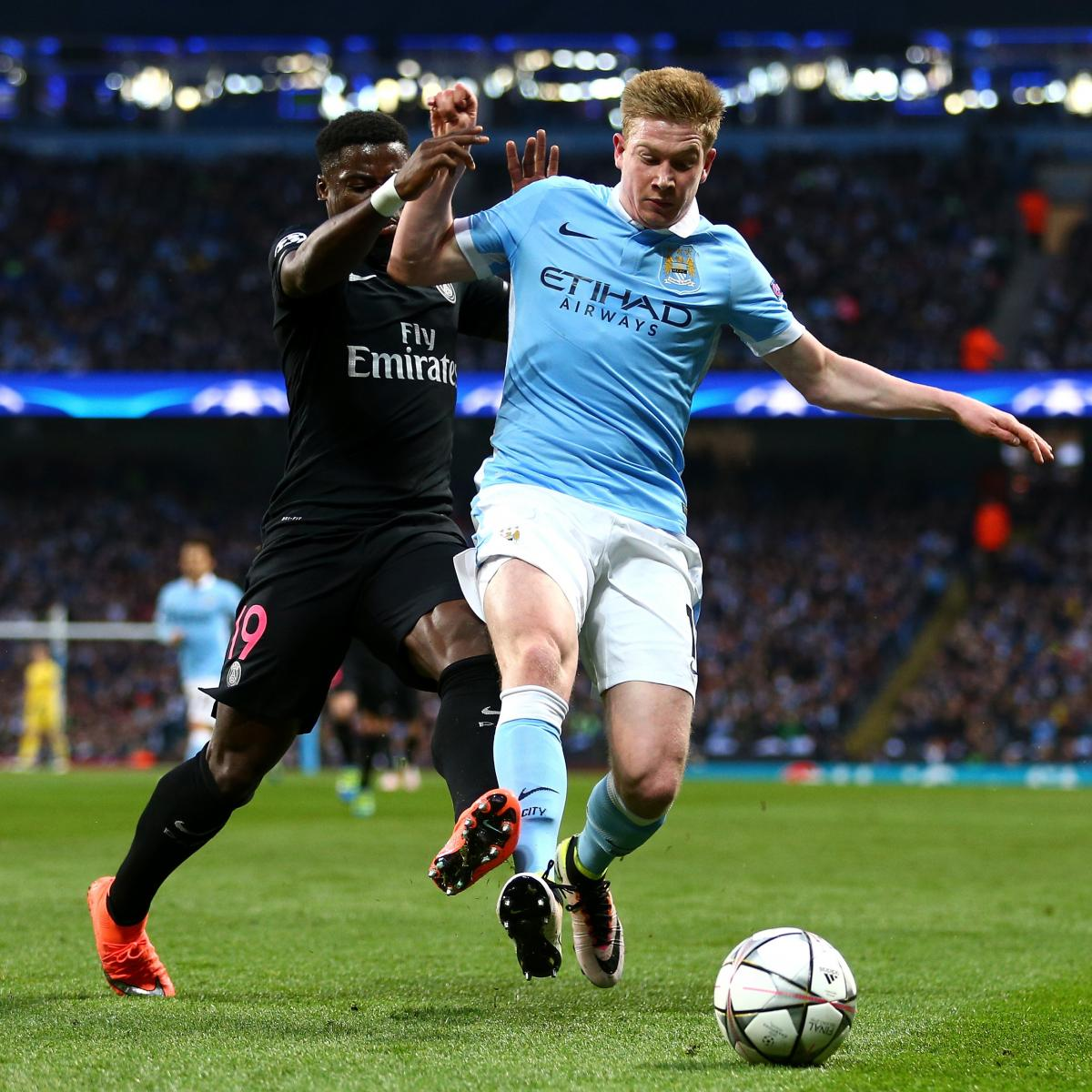 Arsenal Vs Psg Score Reaction From 2016 Champions: Manchester City Vs. PSG: Score, Reaction From 2016