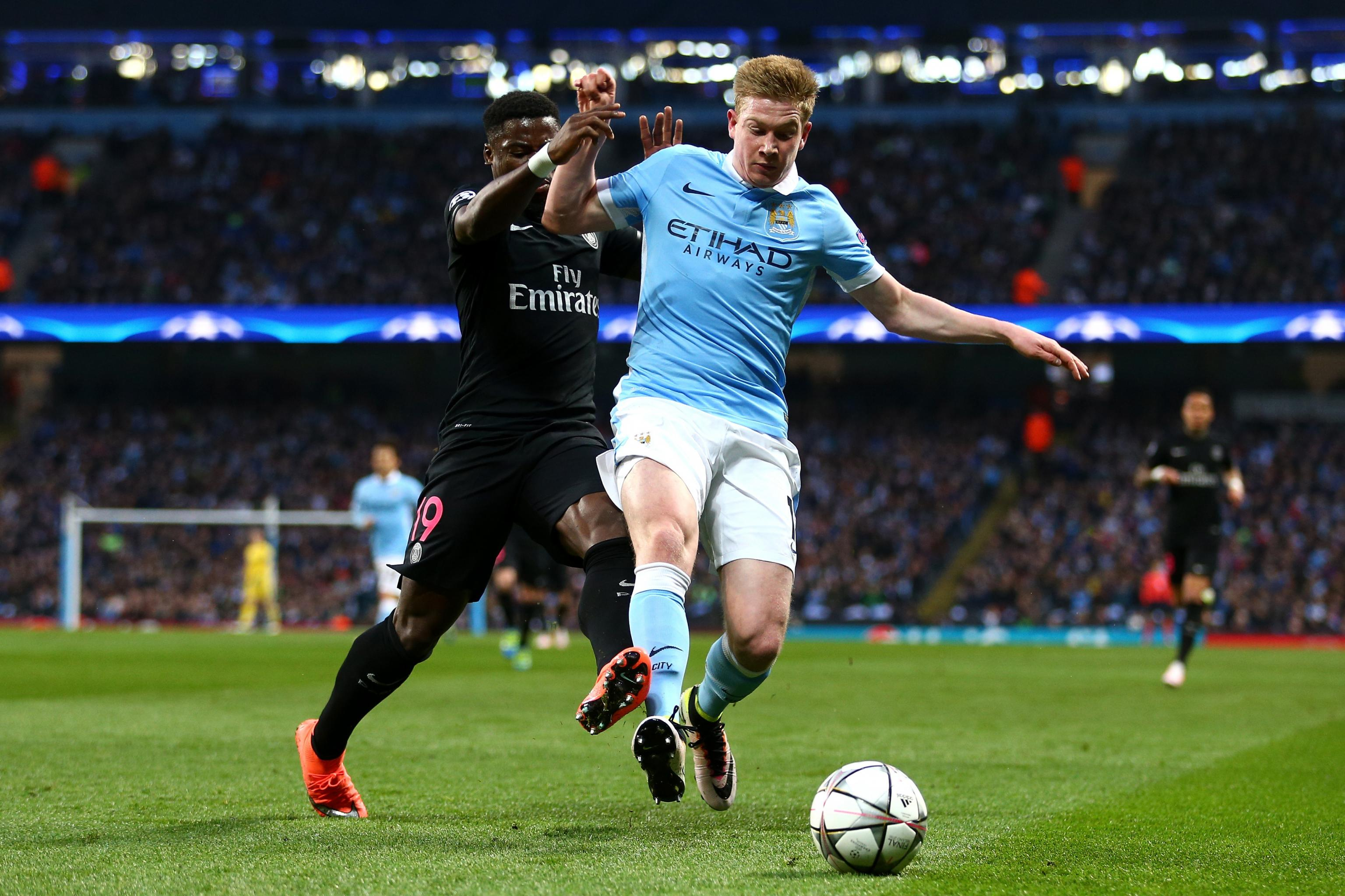 Manchester City vs. PSG: Score, Reaction from 2016 Champions League, Leg 2  | Bleacher Report | Latest News, Videos and Highlights