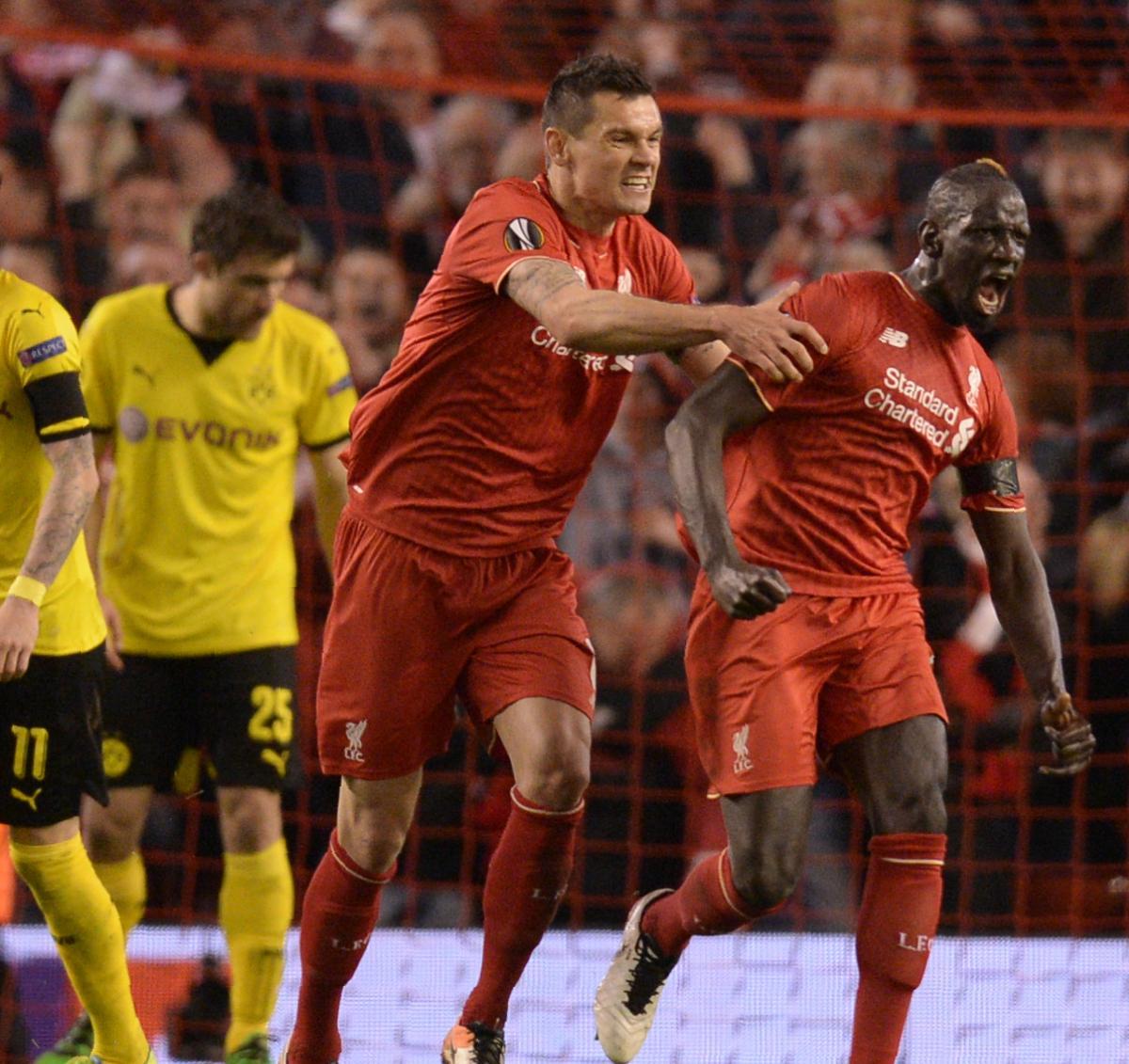 Liverpool 4 0 Borussia Dortmund Match Report Philippe: Liverpool Vs. Borussia Dortmund: Score, Reaction From 2016