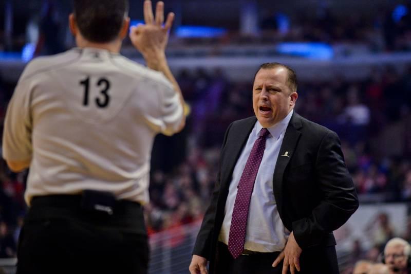 Tom Thibodeau Reportedly Named Timberwolves Head Coach Bleacher
