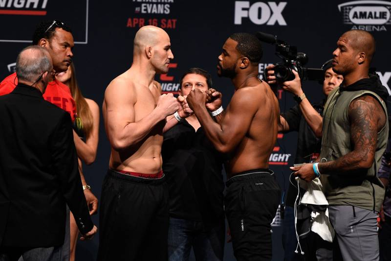 UFC on Fox 19: Live Results, Play-by-Play and Fight Card