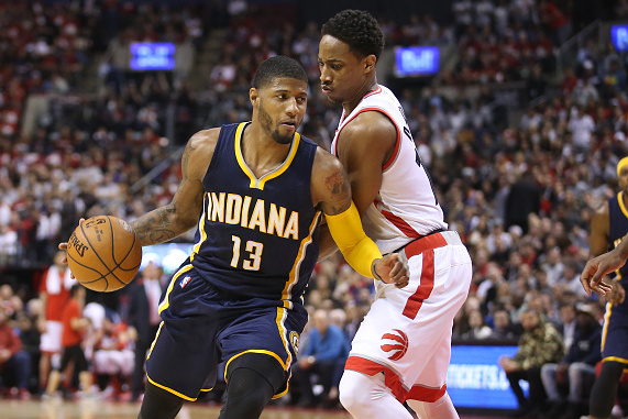 indiana pacers vs toronto raptors live score highlights and