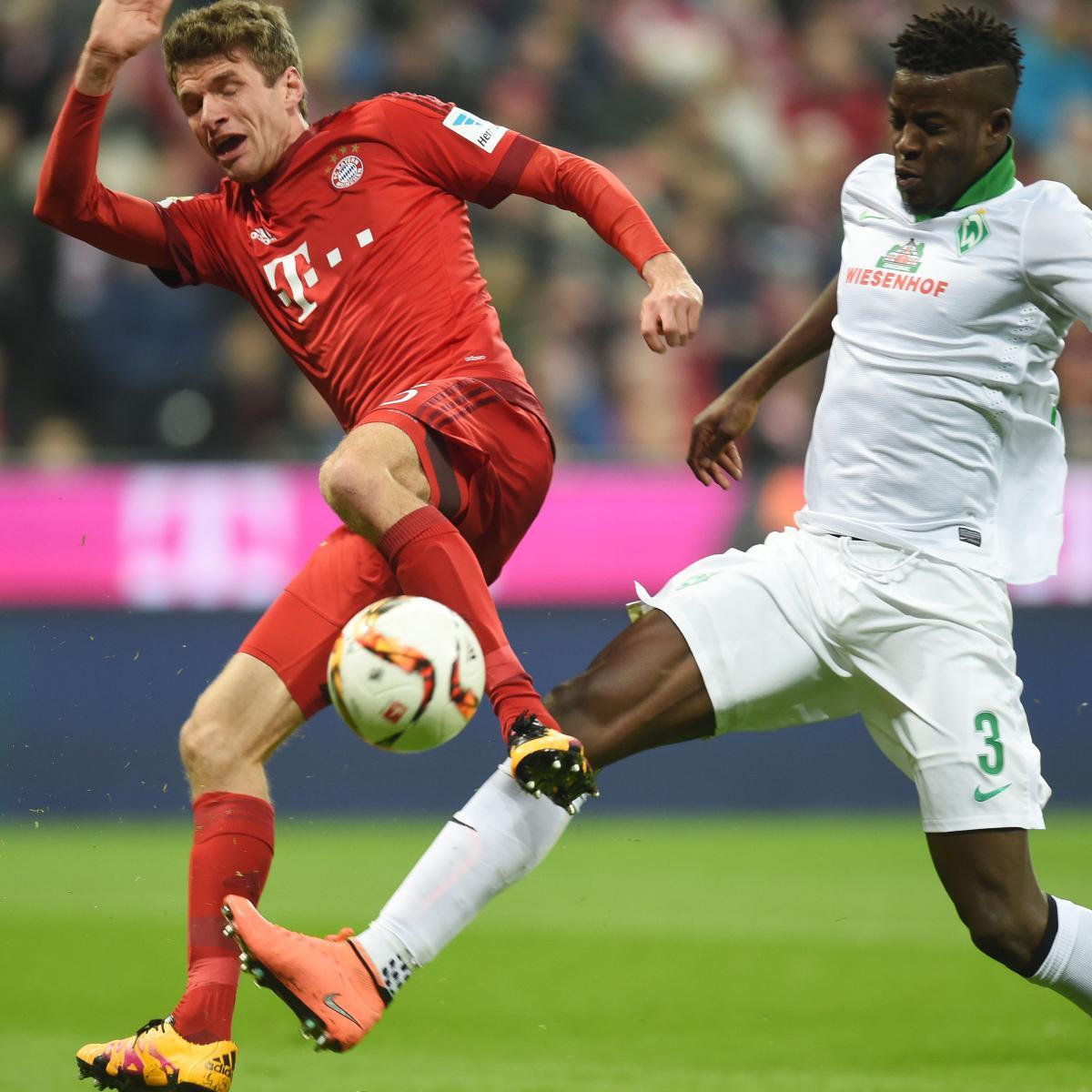 Bayern Vs Bremen Live Stream
