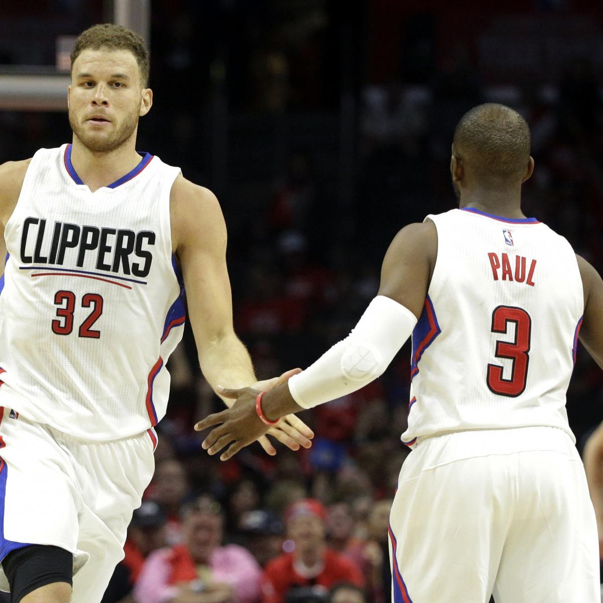 Portland Blazers Game Score: Trail Blazers Vs Clippers: Game 2 Score, Twitter Reaction