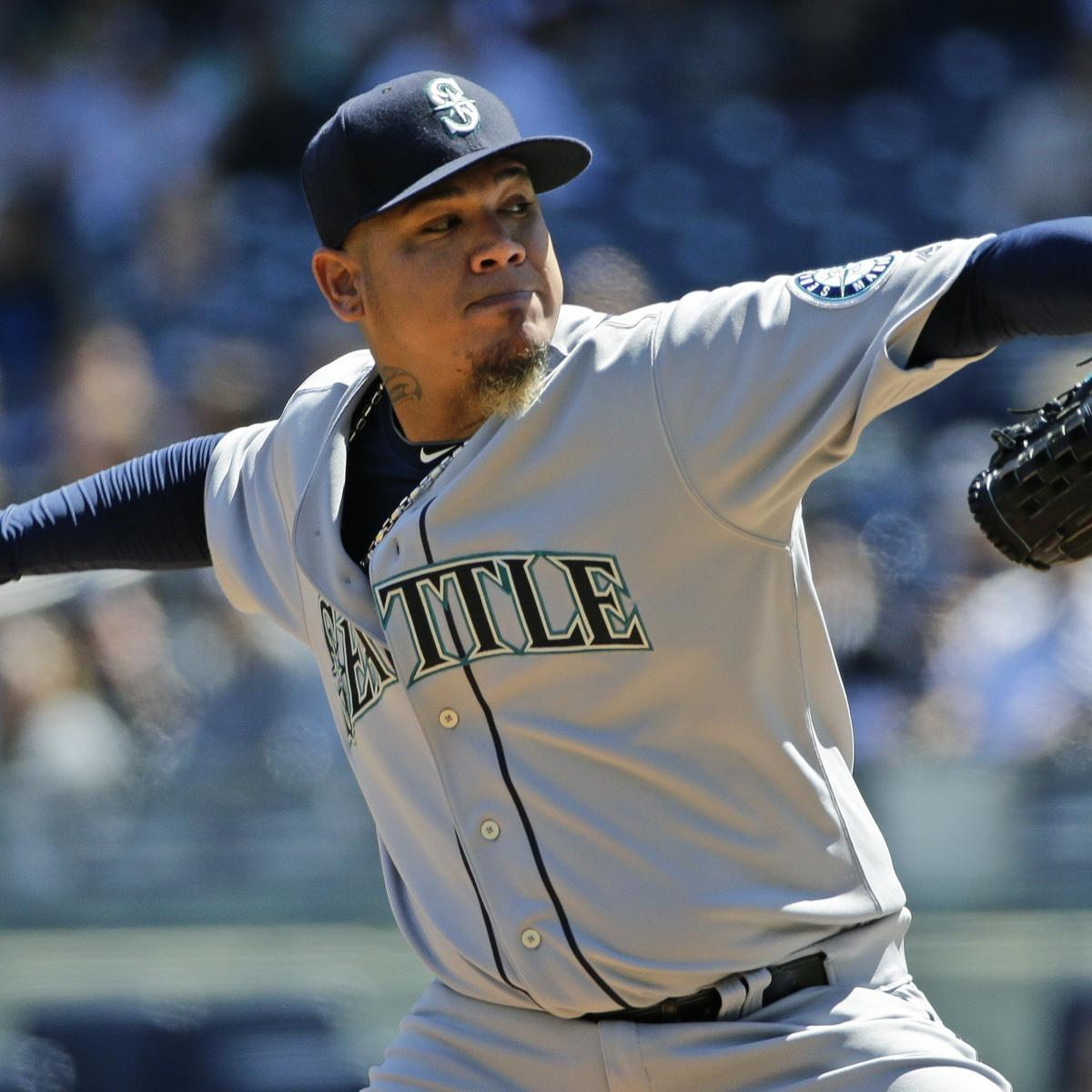 Felix Hernandez Injury: Updates on Mariners Star's Calf and Return