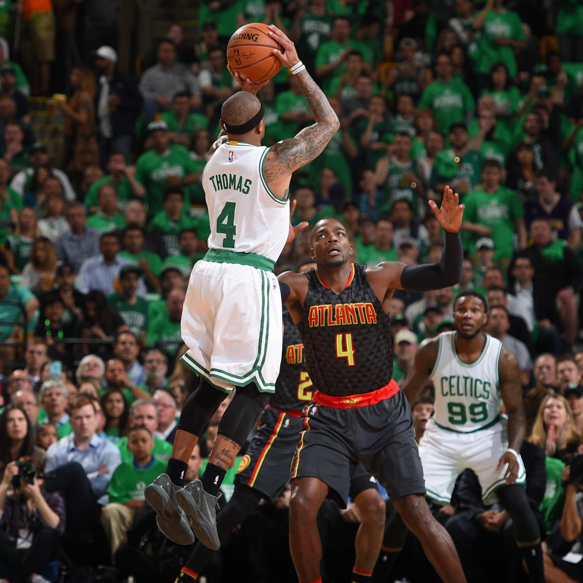Celtic Score: Hawks Vs. Celtics: Game 3 Score And Twitter Reaction From