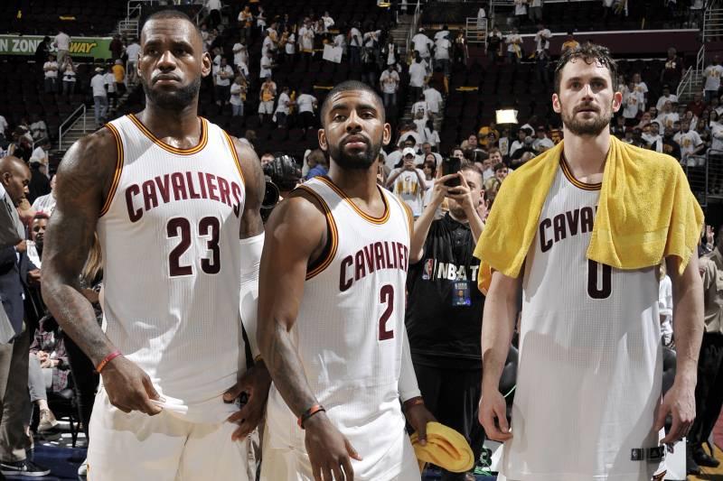 1502fe30ef5 Cleveland Cavaliers Finally Unlocking Secret of the Big 3