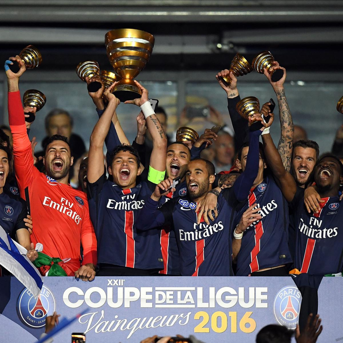 Malmo Vs Psg Winners And Losers From Champions League: PSG Vs. Lille: Winners And Losers From French League Cup