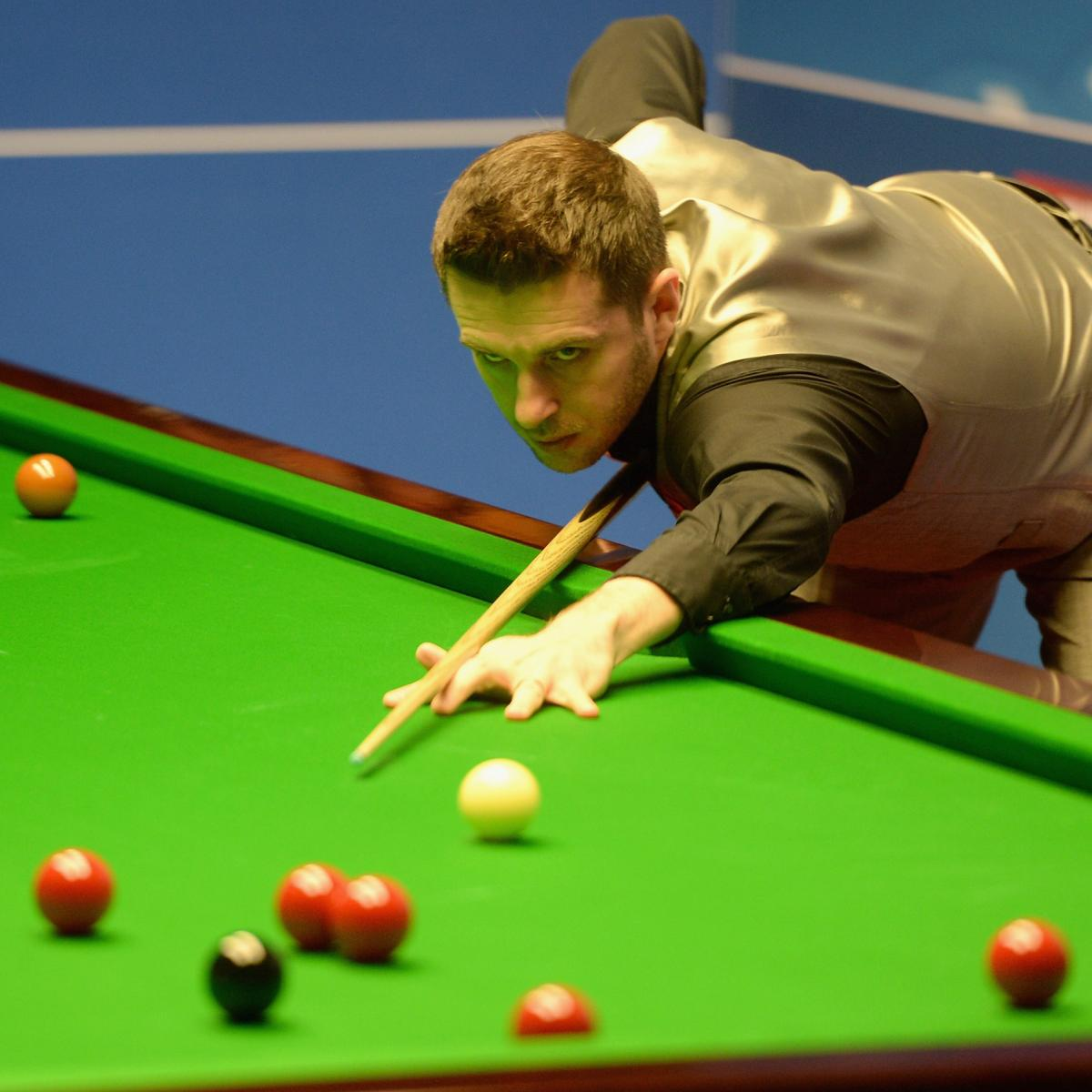 World Snooker Championship 2016 Results: Latest Schedule