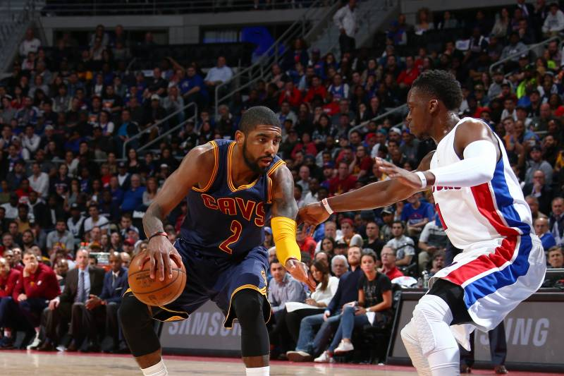 96600cc6707 Cavaliers vs. Pistons  Game 4 Score and Twitter Reaction from 2016 ...