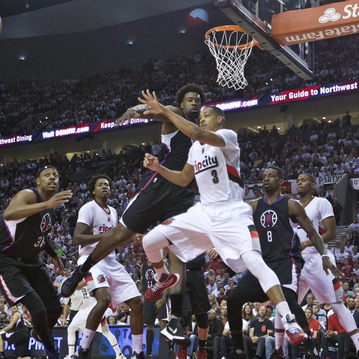 NBA Betting Preview: Portland Trail Blazers Vs. Los