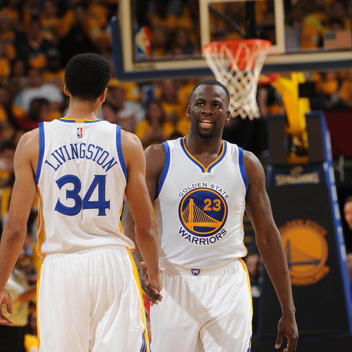 Houston Rockets Vs. Golden State Warriors: Live Score