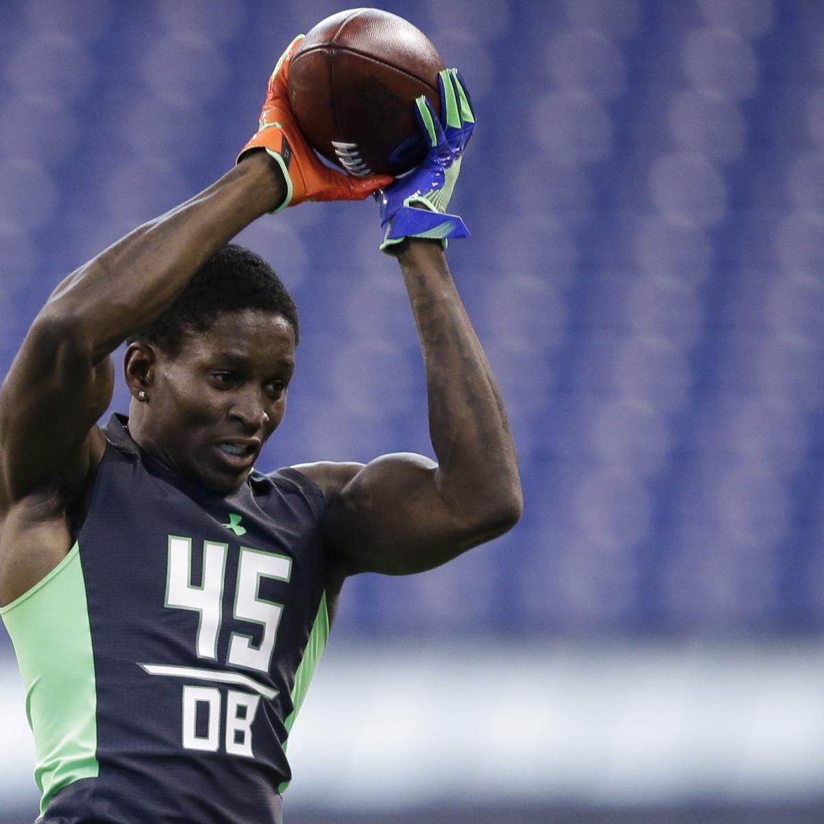 Rashard Robinson NFL Draft 2016: Scouting Report, Grade
