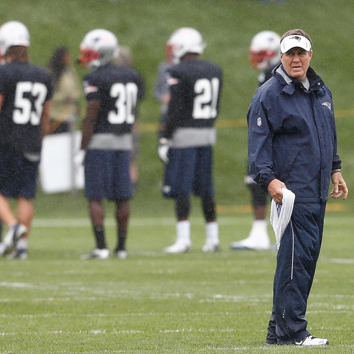New England Patriots: Way-Too-Early 53-Man Roster And