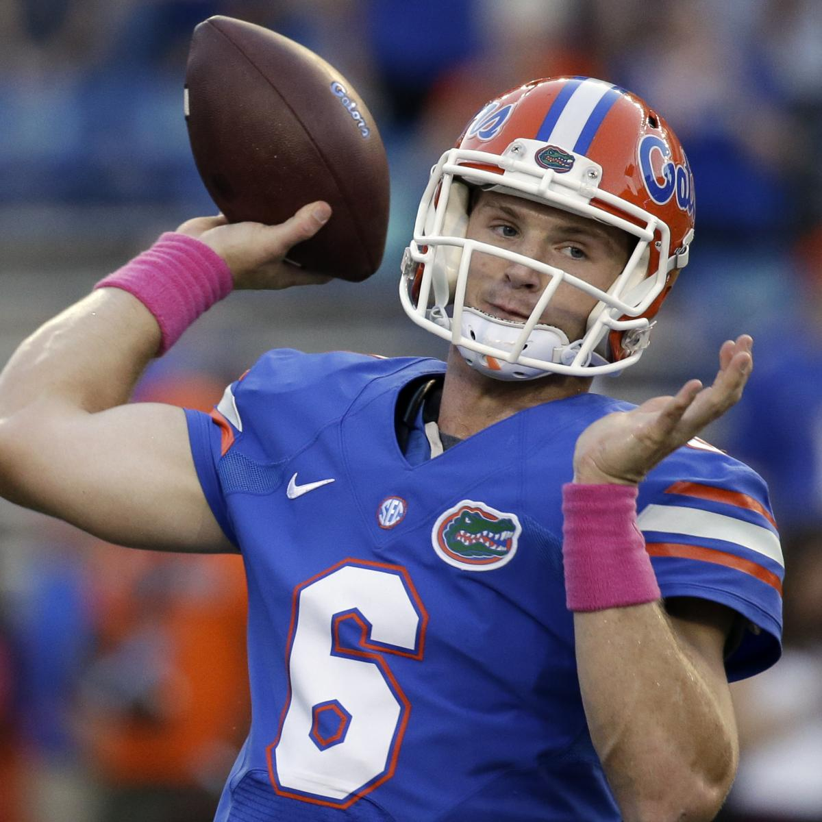 Jeff Driskel NFL Draft 2016: Scouting Report, Grade For