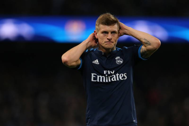 6f12bb805 Real Madrid Transfer News  Latest Toni Kroos and Mateo Kovacic Rumours