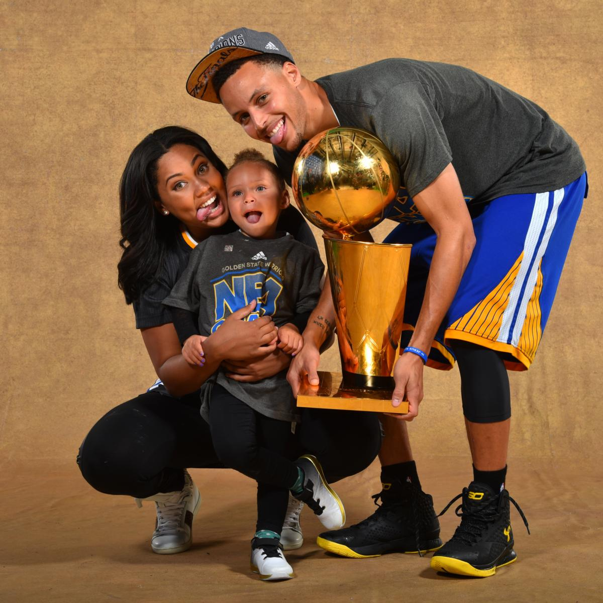 Stephen Curry And Ayesha Curry Interview: Stephen Curry Recalls He 'Struck Out' 1st Time He Tried To