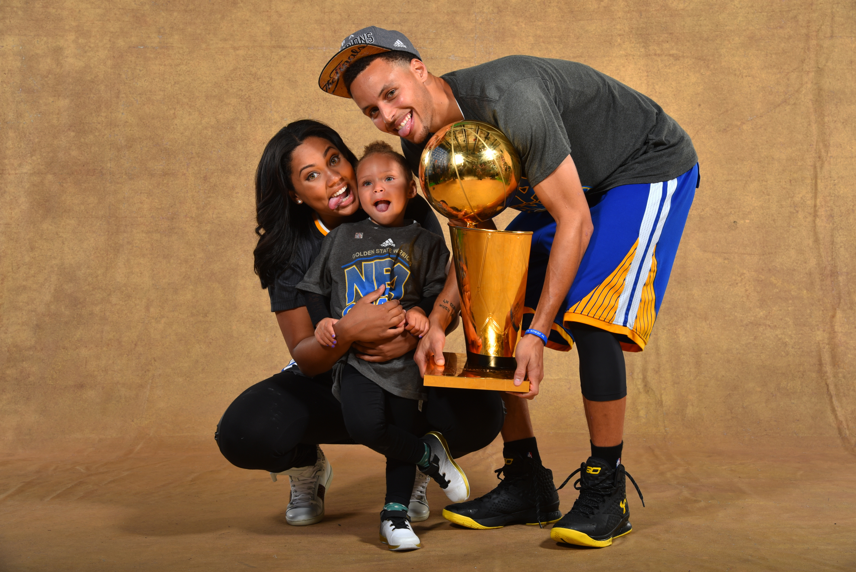 Stephen Curry Recalls He Struck Out 1st Time He Tried To Kiss His Future Wife Bleacher Report Latest News Videos And Highlights