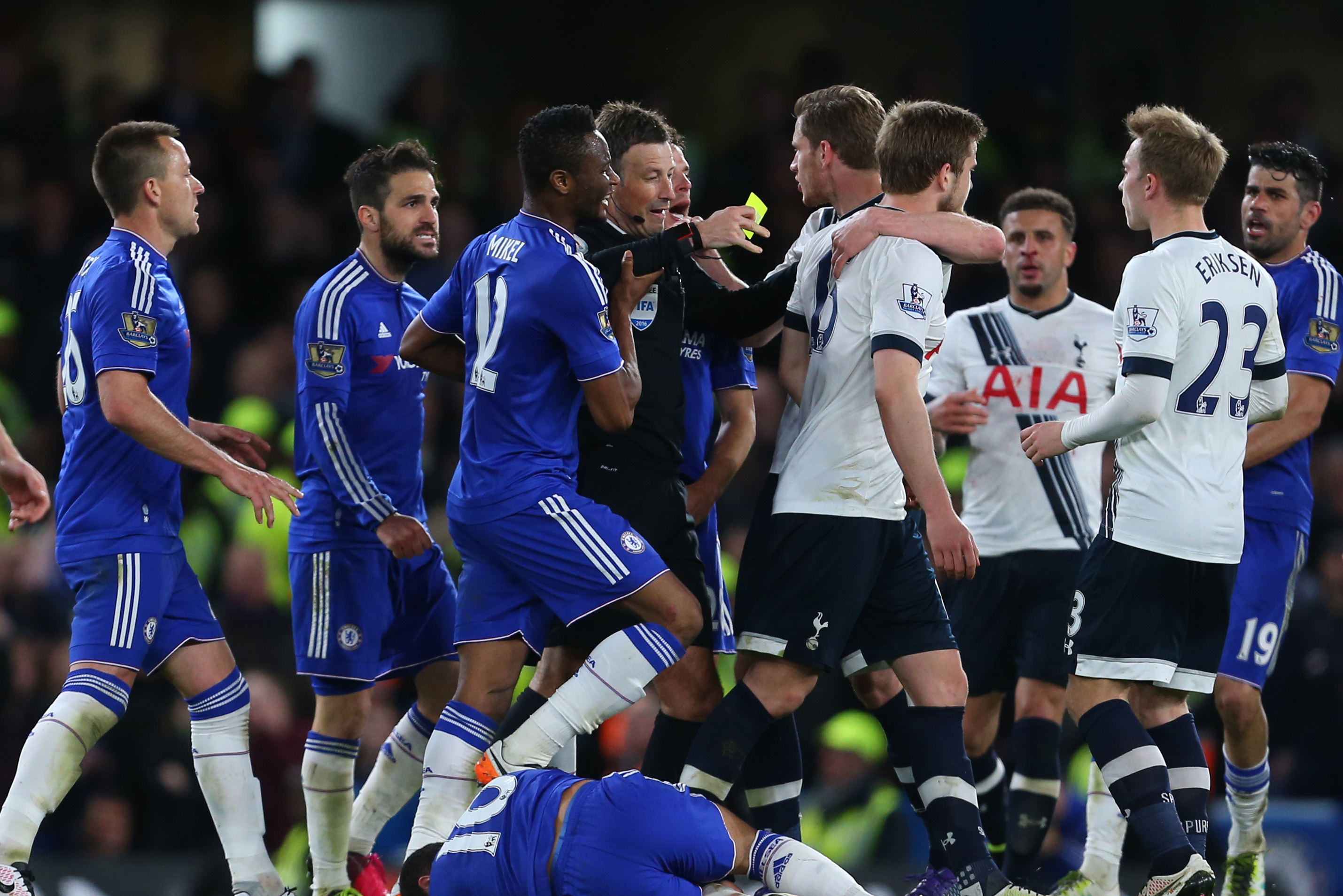Chelsea Vs Tottenham Mauricio Pochettino Reacts After Stamford Bridge Brawl Bleacher Report Latest News Videos And Highlights