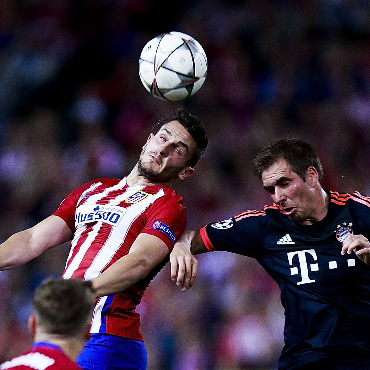 Bayern Vs Atletico Live