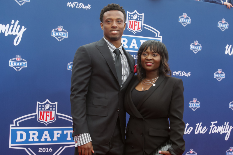 Eli Apple's Mom Told Son No Rolex at Draft Because He Was an Unemployed Dropout