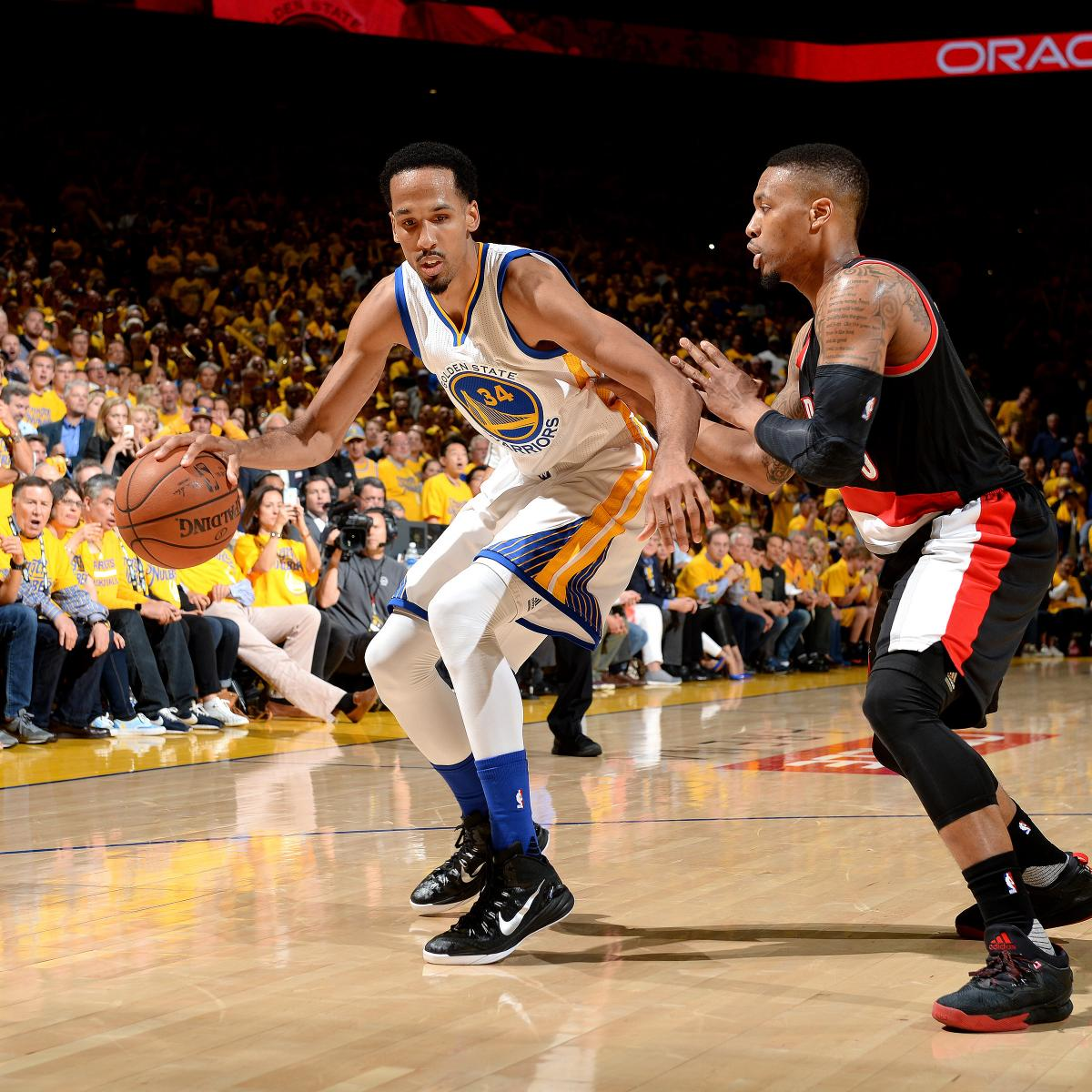 Blazers Game 3: Golden State Warriors Vs. Portland Trail Blazers: Game 3