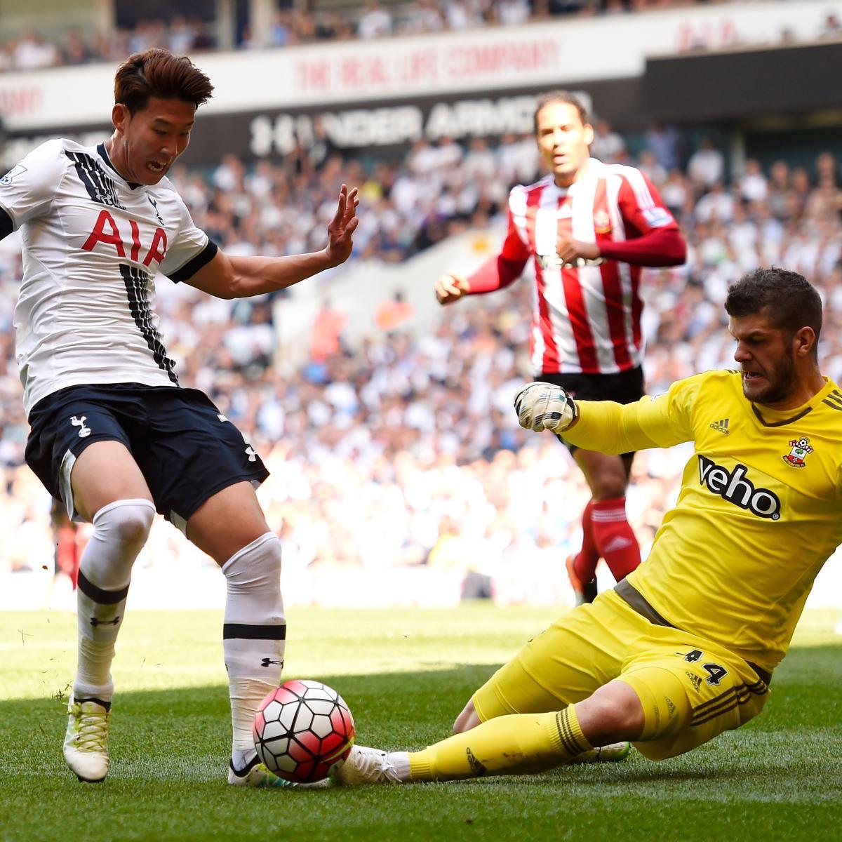 Arsenal Vs Tottenham Live Score Highlights From Premier: Tottenham Vs. Southampton: Live Score, Highlights From