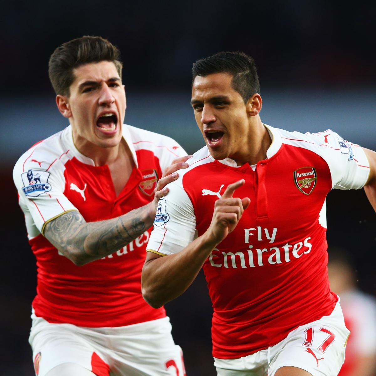 Manchester United Transfer News Alexis Sanchez Rumours: Arsenal Transfer News: Alexis Sanchez Rumours Fuelled