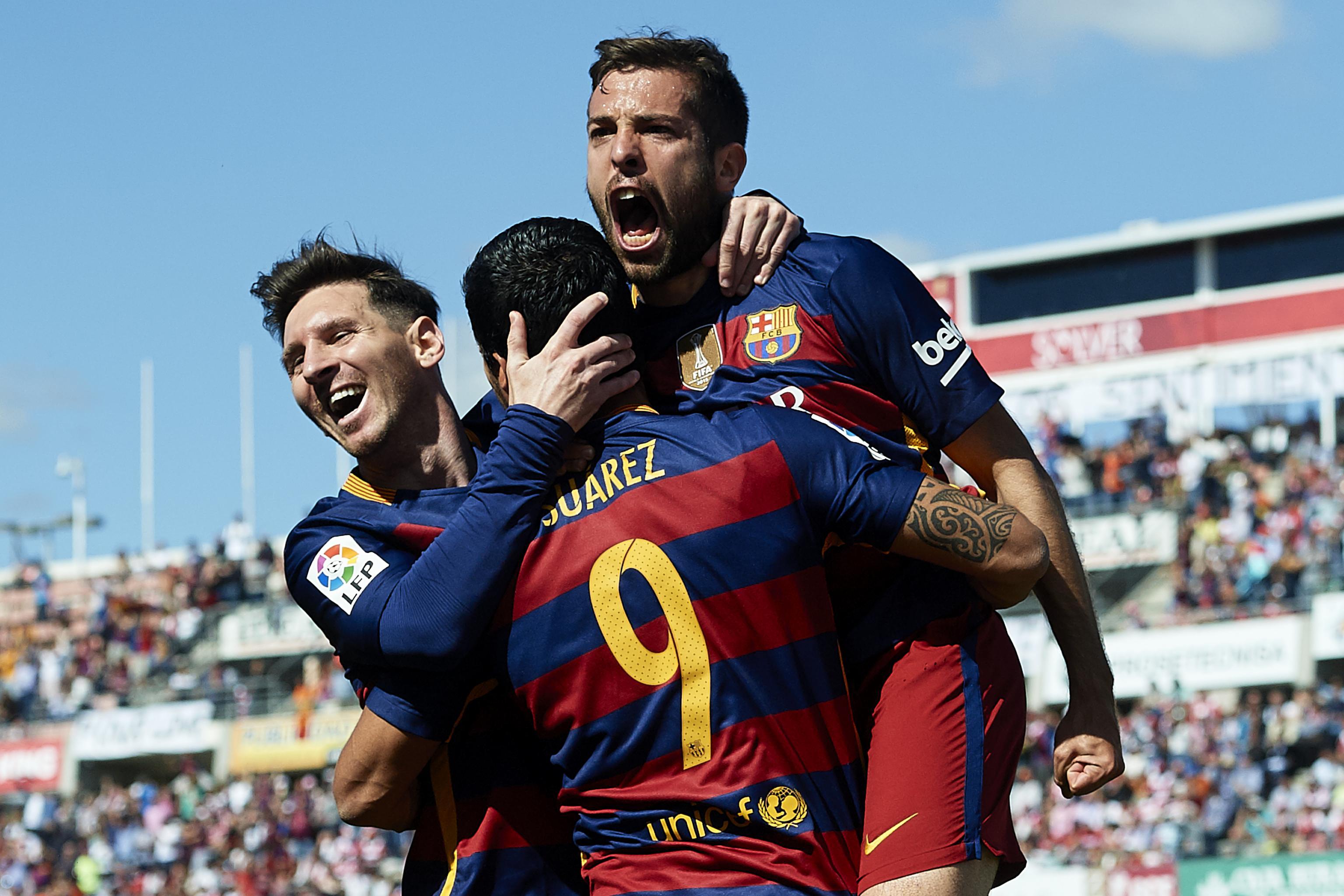 Granada Vs Barcelona Score Reaction From 2016 La Liga Game Bleacher Report Latest News Videos And Highlights