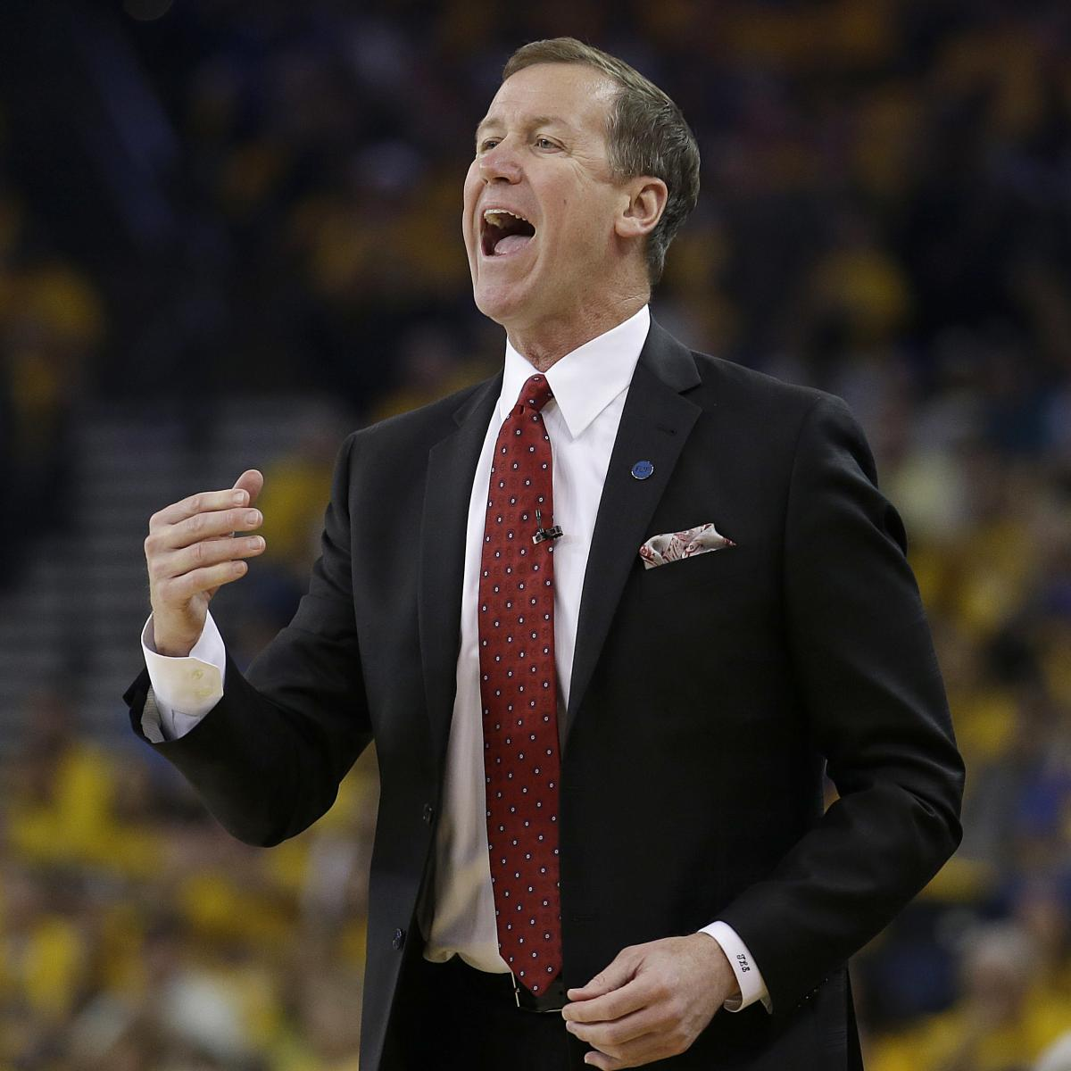 Portland Trail Blazers Coach: Terry Stotts, Portland Trail Blazers Agree To New Contract