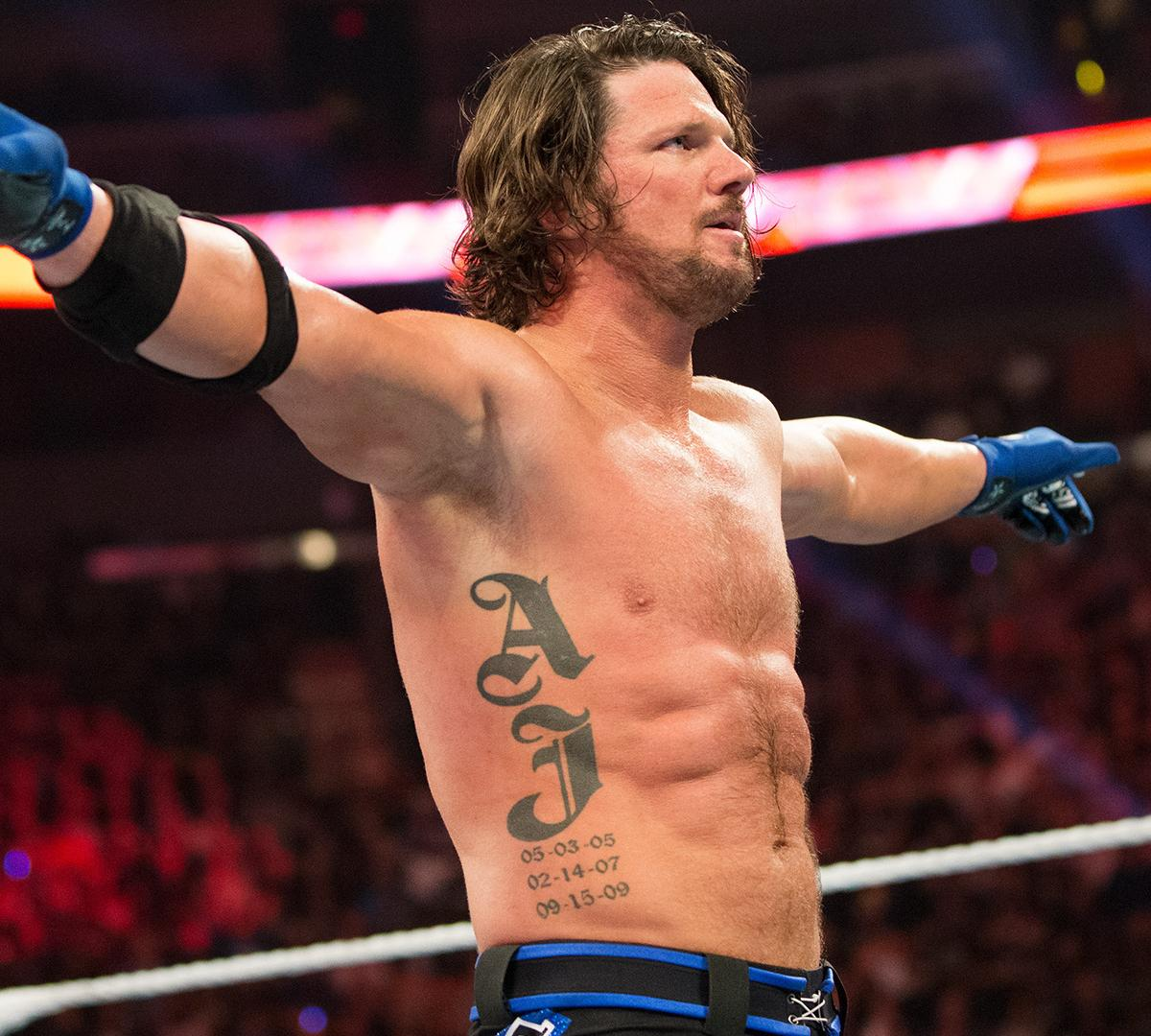 Pros And Cons Of AJ Styles As WWE World Heavyweight