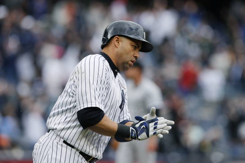 Beltran Becomes 4th Switch Hitter With 400 Career Home Runs