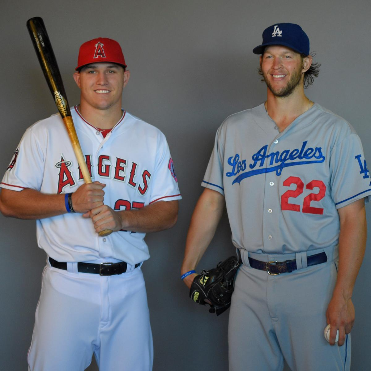 Clayton Kershaw Vs Mike Trout Is What Makes MLB Interleague Worth It