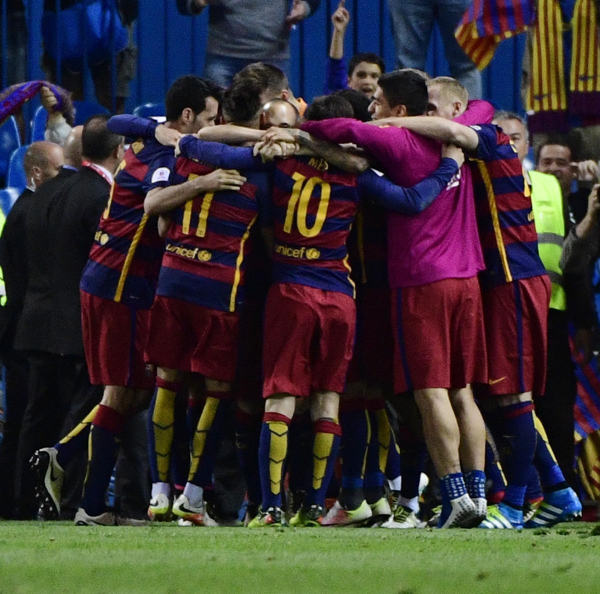 Barcelona vs. Sevilla: Live Score, Highlights from Copa ...
