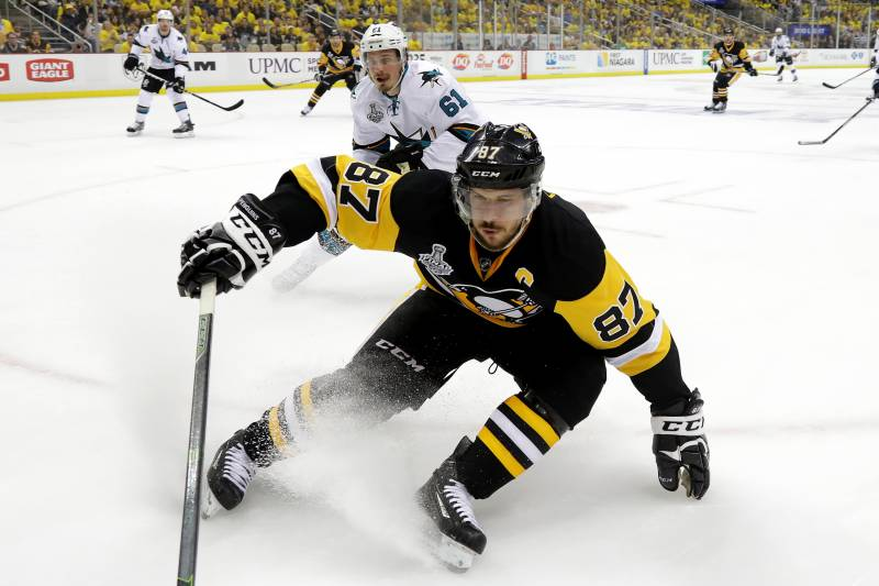1a093acd744 Sidney Crosby Looks Ready to Show Why He s the NHL s Best in Stanley ...