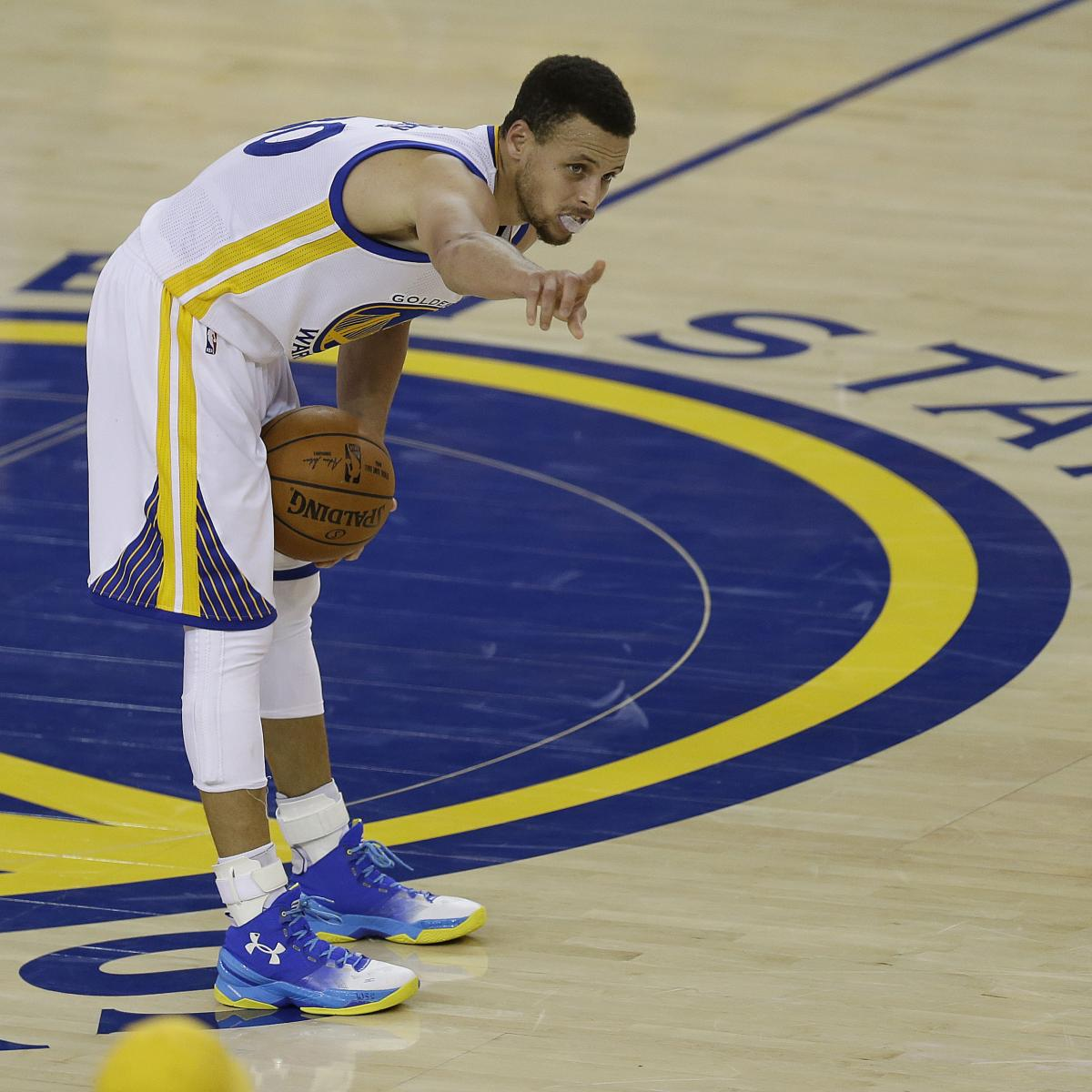 NBA Finals Schedule 2016: TV Times, Live Stream For