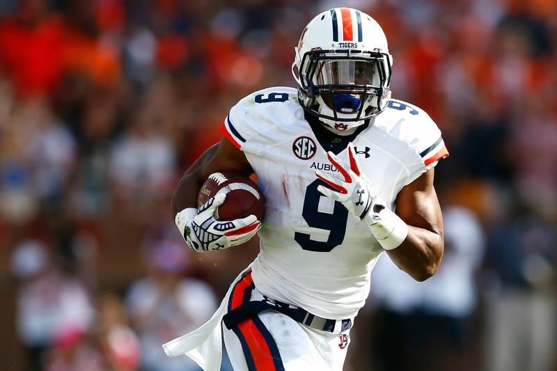 huge selection of bc6de 86fa9 Roc Thomas to Transfer from Auburn: Latest Comments and ...