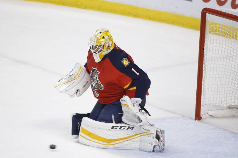 Roberto Luongo Injury Updates On Panthers Star S Recovery From Hip