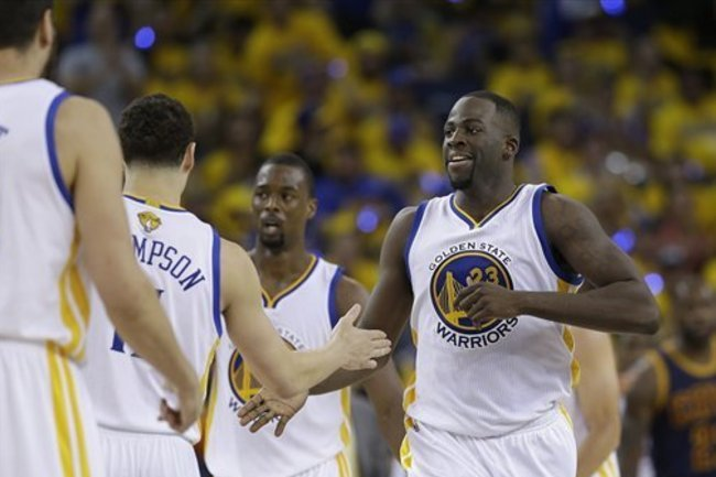 9b85f4749529 Cavaliers vs. Warriors  Game 1 Score and Twitter Reaction from 2016 NBA  Finals