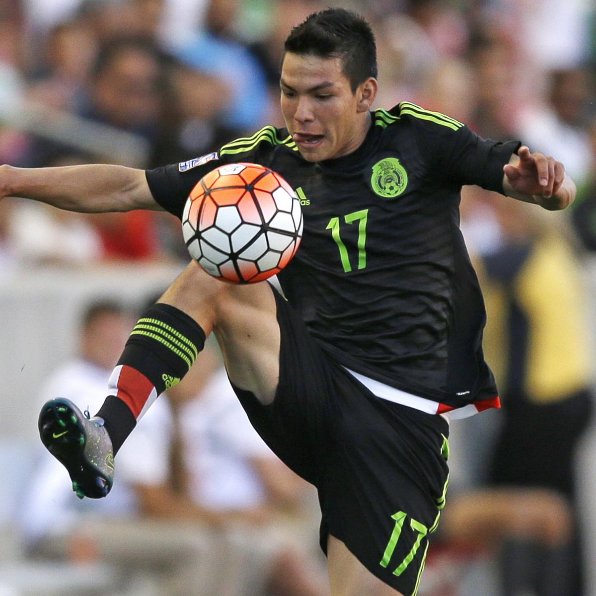 Manchester United Transfer News Latest Rumours On Lucas: Manchester United Transfer News: Latest Hirving Lozano