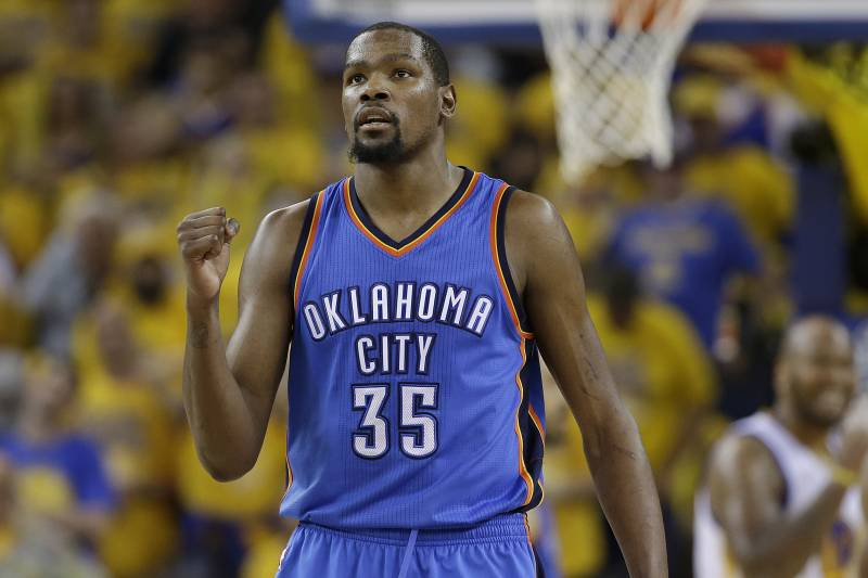 0f75edf0daf0 If OKC Thunder Haven t Impressed Kevin Durant Enough to Stay ...