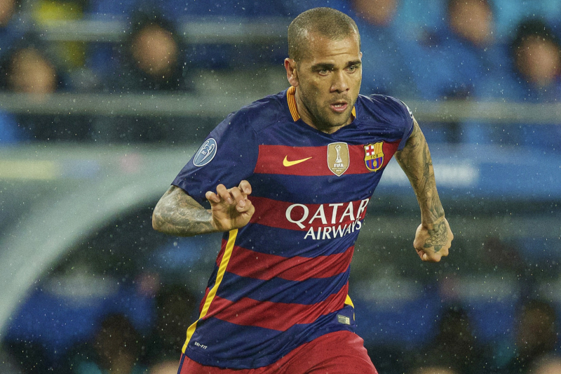Barcelona Transfer News: Dani Alves Doubts over Juventus Move Amid PSG Rumours